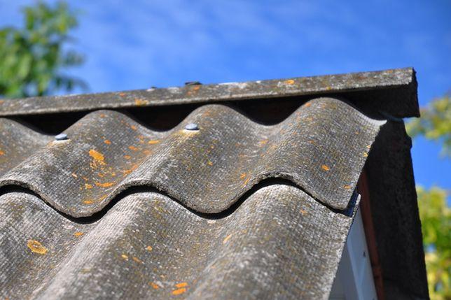 Ropczyce: Gmina pozyskała środki na usuwanie szkodliwego azbestu
