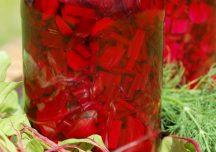 Kulinaria: Botwinka w słoikach na zimę