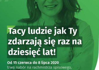 Jasło: Powszechny Spis Rolny 2020