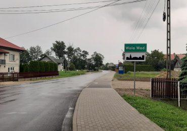 Mielec: Remont drogi w Gminie Wadowice Górne