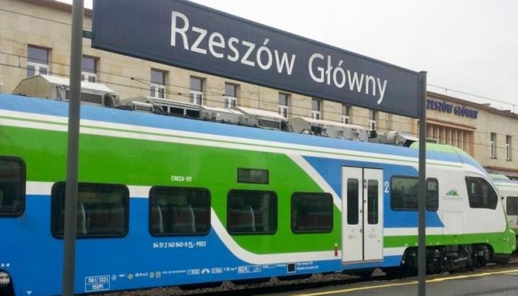 Pokarpacie: Nowy rozkład jazdy pociągów PolRegio. Na części połączeń obowiązuje komunikacja zastępcza.