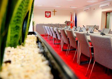 Mielec: Zaproszenie na sesję Rady Powiatu