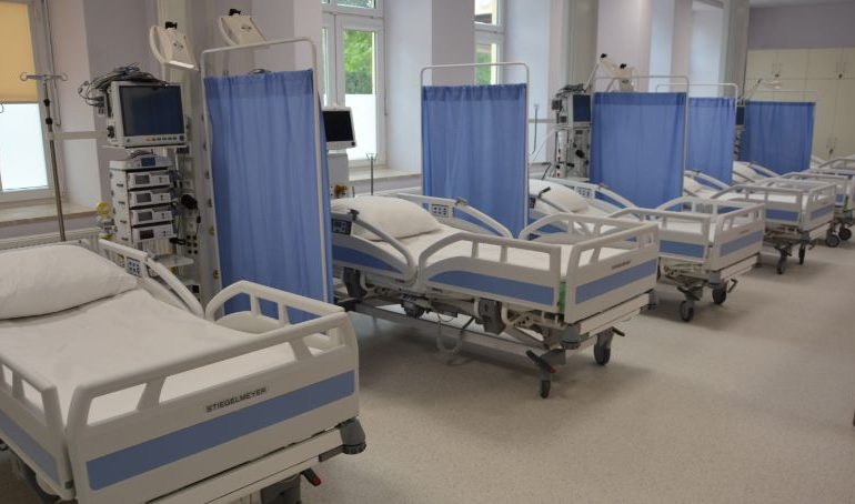 Jarosław: Szpital przyjmuje pacjentów z koronawirusem