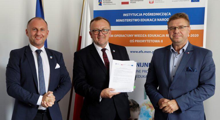 Jarosław: Kolejny milion na inwestycję w kompetencje uczniów