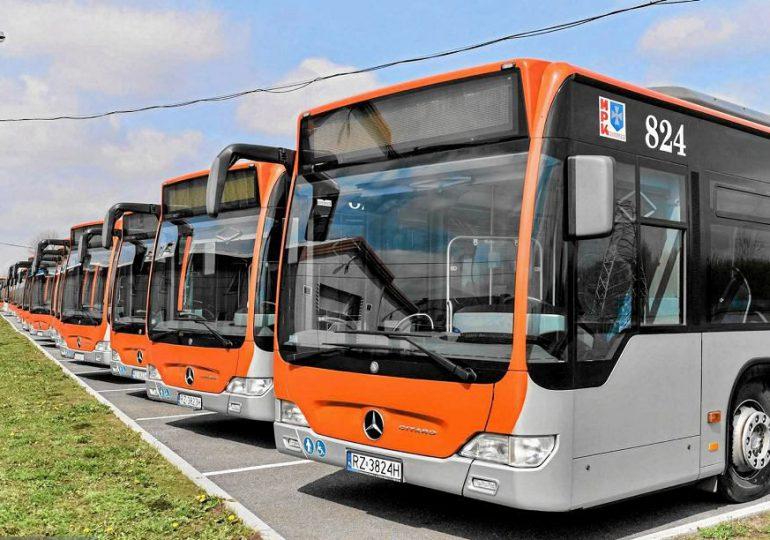 Rzeszów: Od 1 września zmiany w rozkładzie jazdy ZTM.