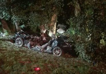 Brzozów: Tragedia w Jabłonicy Polskiej. Zginęło 2 młodych ludzi.
