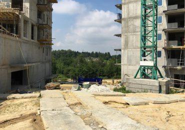 Rzeszów: Tragedia na budowie - dwóch  młodych mężczyzn nie żyje
