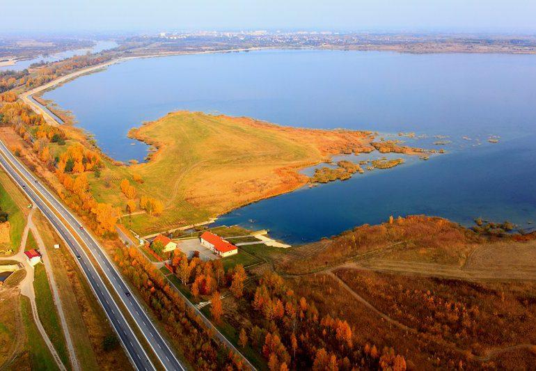 Tarnobrzeg: Od 23 lipca zapłacimy za wjazd nad Jezioro Tarnobrzeskie
