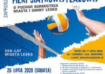 Lesko: 550-lecie Leska na sportowo