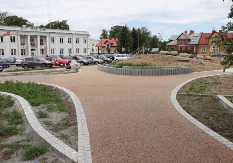 Mielec: Park sensoryczny na terenie MOF Mielec