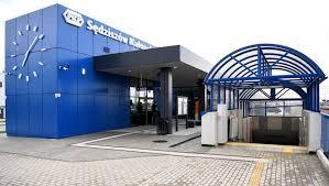 Ropczyce: W Sędziszowie Małopolskim powstał nowy dworzec PKP