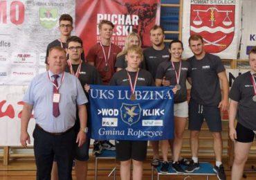 Polska: Świetna forma sumoków z Lubziny