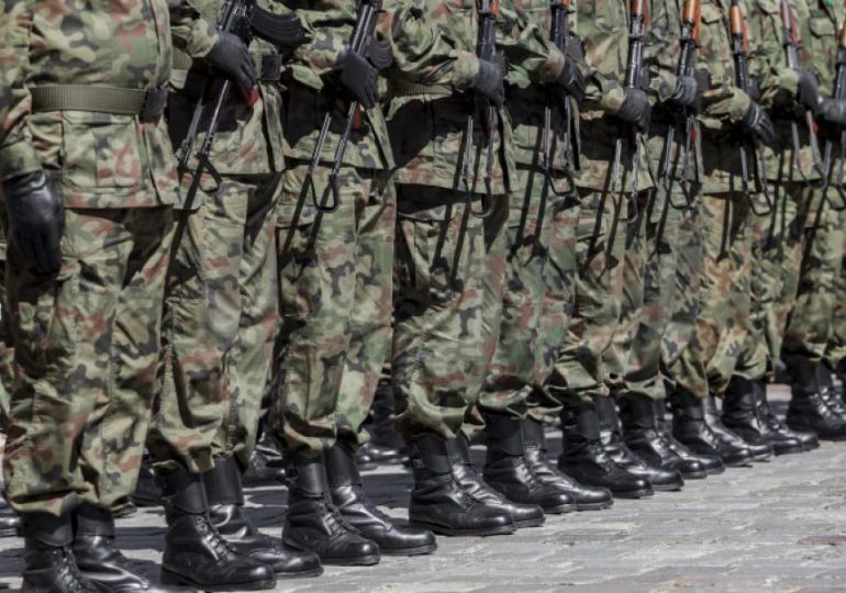 Tarnobrzeg: Żołnierze z 3 Podkarpackiej Brygady Obrony Terytorialnej strzelali z karabina Grot