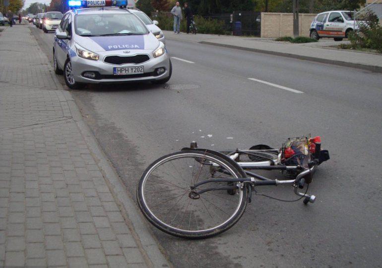 Brzozów: 12-letni rowerzysta potrącony w Dydni