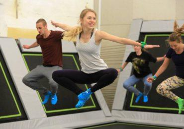 Rzeszów: Nowy park trampolin już otwarty