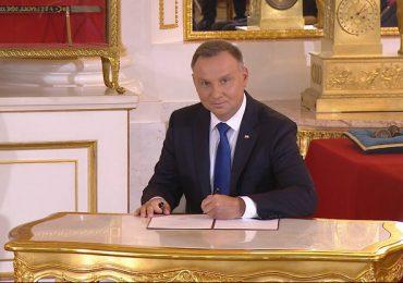 Polska: Inauguracja II kadencji prezydenta Andrzeja Dudy.