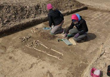 Przemyśl: Podczas prac budowlanych odkryto wczesnośredniowieczne cmentarzysko.