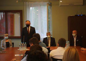 Jarosław: Nowy dyrektor w Centrum Opieki Medycznej [fotorelacja]