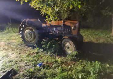 Przeworsk: Wypadek podczas prac polowych