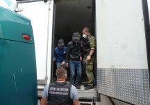 Krosno: Trzech nielegalnych imigrantów zatrzymała służba graniczna.
