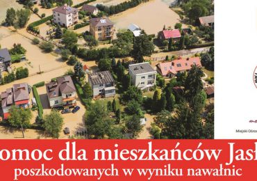 """Jasło: Podsumowanie akcji """"Pomoc powodzianom z Miasta Jasła"""""""