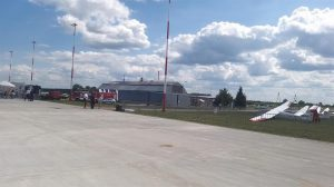 Polska: 8 sierpnia oficjalnie otwarto lotnisko w Suwałkach