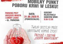 Lesko: Oddaj Krew – Podziel się życiem