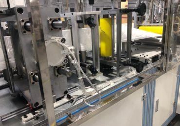 Ropczyce: PZL Sędziszów uruchomiło linię do produkcji masek klasy KN95
