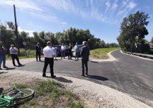 Mielec: Remont drogi w gminie Borowa zakończony
