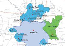 Rzeszów: Miasto rozszerzy się o nowe tereny. Wchłonięcie gminy Krasne coraz bliższe.