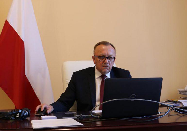Jarosław: Spotkanie w sprawie ASF
