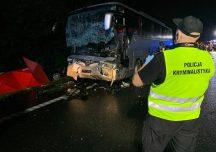 Polska: W wypadku pod Gliwicami zginęło 7 mieszkańców Podkarpacia