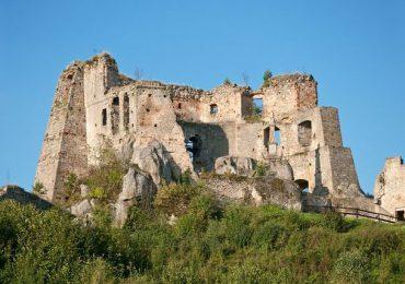 Turystyka: Zwiedzamy Podkarpacie - Zamek Kamieniec