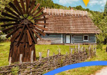 Sanok: Złota Pinezka dla Muzeum Budownictwa Ludowego