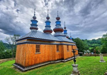 Sanok: Cerkwie w gminie Komańcza zostaną oświetlone