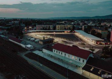 Krosno: Zakończono budowę miejskiego ośrodka komunikacyjnego