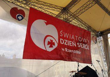 Rzeszów: Światowy Dzień Serca