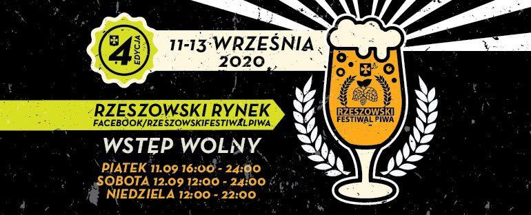 Rzeszów: Rozpoczął się Festiwal Piwa