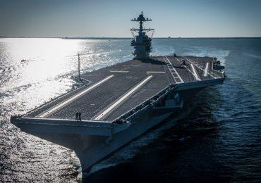 Technologie: As w rękawie Wujka Sama – Lotniskowiec USS Gerald R. Ford