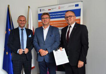 Jarosław: Umowa na projekt z branży spożywczej, wart ponad 700 tys. złotych, podpisana