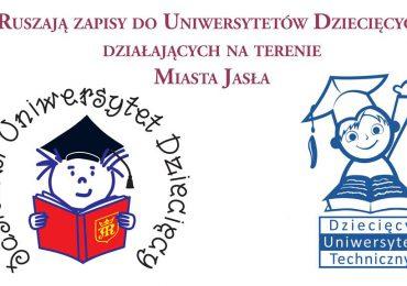 Jasło: Ruszają zapisy do uniwersytetów dziecięcych