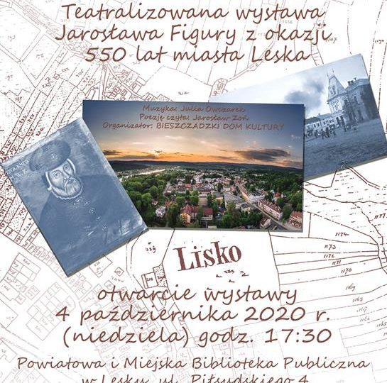 Lesko: Teatralizowane dzieje Leska już wkrótce