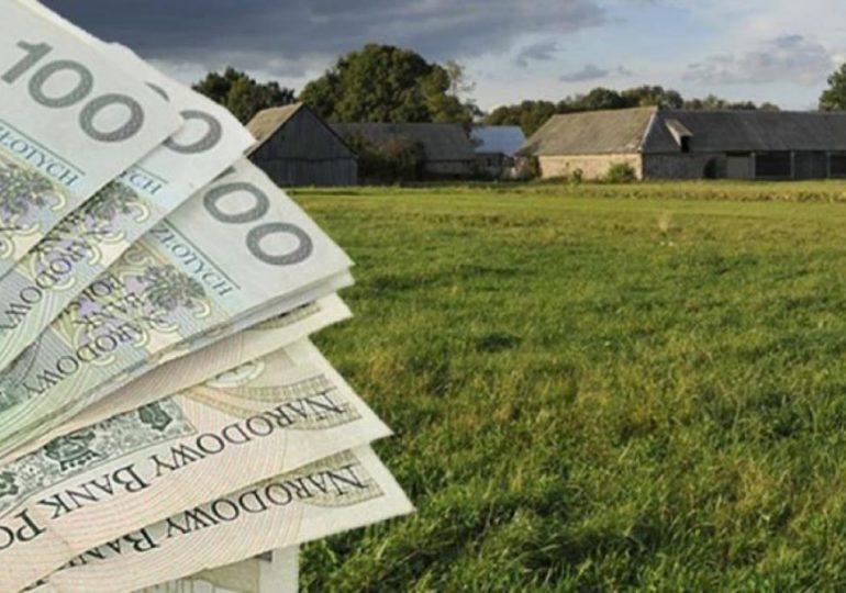 Rolnictwo: KRUS ogłosiła stawki składek ubezpieczenia rolników w I kwartale 2021 r.