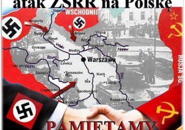 Polska i Świat: Rocznica agresji ZSRR na Polskę - 17 września 1939.