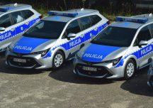 Podkarpacie: Nowe radiowozy dla podkarpackiej policji