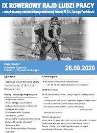 Ropczyce: IX Rowerowy Rajd Ludzi Pracy
