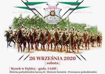 Dębica: Inscenizacja szarży polskiej kawalerii w wojnie polsko-bolszewickiej