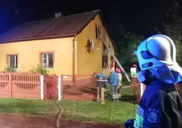 Leżajsk: Czy wybuch gazu i pożar miały zatrzeć ślady matkobójstwa?