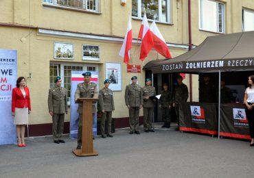 Rzeszów: Uruchomiono Wojskowe Centrum Rekrutacji