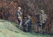 Ustrzyki Dolne: Ćwiczenia wojskowe